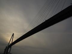 長い橋げた