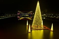 環水公園ライトアップファンタジー