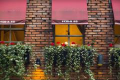 花台の有る店