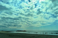 海は不思議