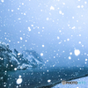 浄土の名残雪