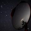 鏡の中の星空
