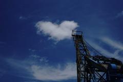 ハートの雲に乗りたくて