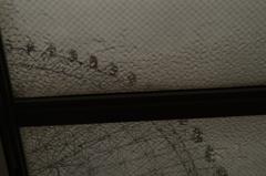 雨の観覧車