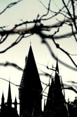 魔法使いの城