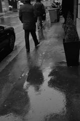 つめたい雨♪