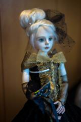 青い目の人形~Portrait