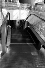 Down escalator♪
