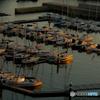 Twilight yacht harbor♪