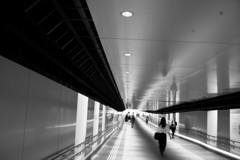 Corridor of the city♪