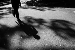 Shadow of salesman♪