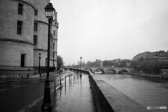 Rue jour pluvieux♪