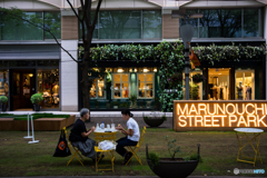 MARUNOUCHI STREET PARK♪
