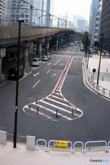 Hairpin curve♪