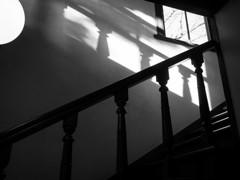 交差する階段~Stairs to cross♪