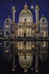 カールス教会「ウィーン」