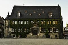 世界遺産の街クヴェトリンブルク