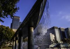 和田蔵門噴水