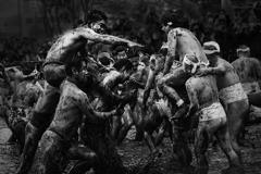 和良比泥んこ祭り