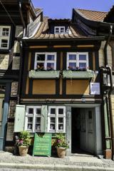 木組みの家「一番小さな家」