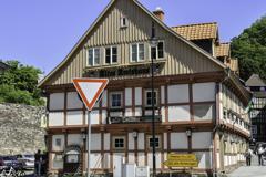 木組みの家「一番古い家」