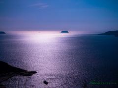 エーゲ海の輝き..