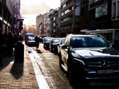 街角の風景..#10 〜午後の光の中で〜
