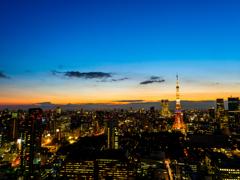Tokyo Twilight Time..