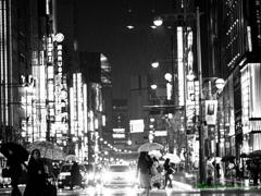 雨の街2016..