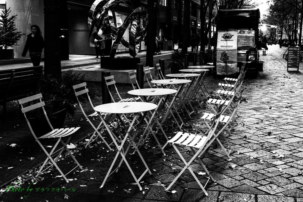 街角風景..#5 〜冬の丸の内〜