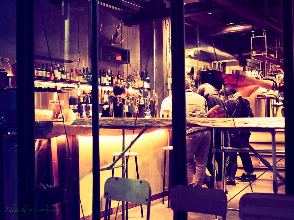 街角スナップ#3 〜Bar Lounge〜