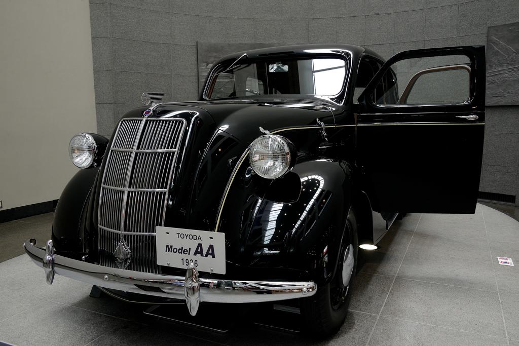 トヨダAA型