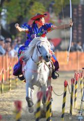 十和田駒フェスタ 世界流鏑馬選手権 11