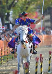 十和田駒フェスタ 世界流鏑馬選手権 3