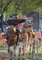 十和田駒フェスタ 世界流鏑馬選手権 6