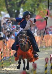 十和田駒フェスタ 世界流鏑馬選手権 9