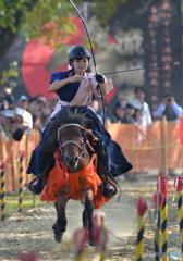 十和田駒フェスタ 世界流鏑馬選手権 14