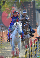 十和田駒フェスタ 世界流鏑馬選手権 1