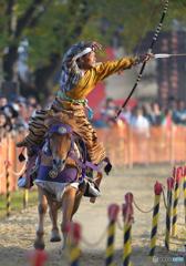 十和田駒フェスタ 世界流鏑馬選手権 13