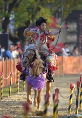 十和田駒フェスタ 世界流鏑馬選手権 8