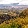 深秋の御嶽