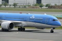 KLM カッコイイ!