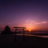 トワイライト海岸