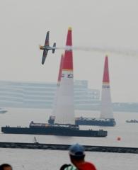 予選 Red-Bull-Air-Race-2015 遠いな~ぁ