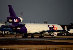 FedEx MD-11 離陸