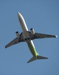 春秋航空 737-81D