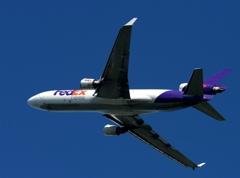 離陸(446)FedEx MD-11
