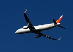 離陸(454)Philippines A321-321