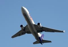離陸(380)FedEx MD-11