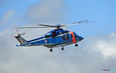 千葉県警察 AgustaWestland AW139 JA91CP